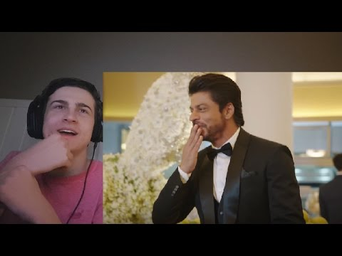 SHAH RUKH KHAN 's Personal Invitation To Dubai #BeMyGuest SRK Reaction