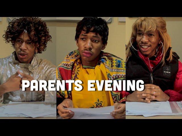Teachers during Parents Evening - Lasizwe