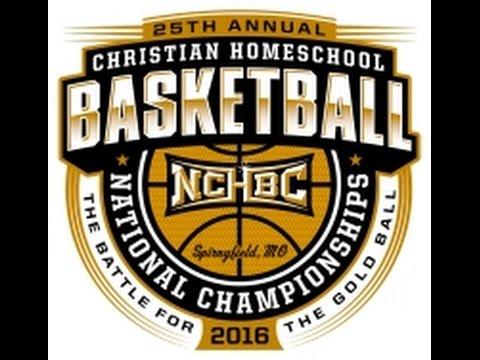 2016 NCHBC - Girls Varsity Basketball - Team USA Pink vs Metro Academy 03 07 2016 Game 1