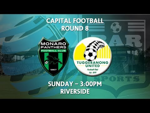 2018 Capital Football NPL Round 8 - Monaro Panthers v Tuggeranong United