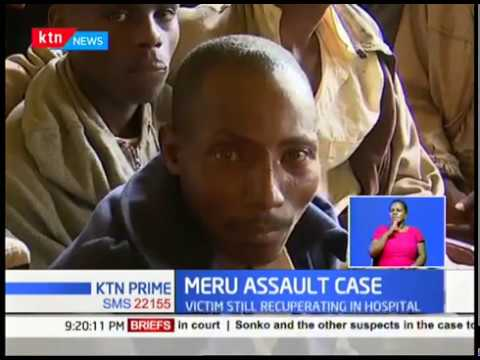 Four suspects arraigned for allegedly attacking a tea picker in Meru