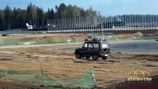Новейшие русские военные роботы 2015