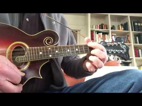 Wagon Wheel Mandolin Tutorial In 2 Keys Youtube