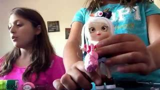 3 PART VIDEO SHOPKINS, DIYS, AND FIRST CANDY REVIEW-Cute Comedy