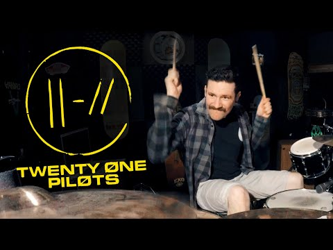 Drummer Does 5 Minute Mashup Of Every Twenty One Pilots Song