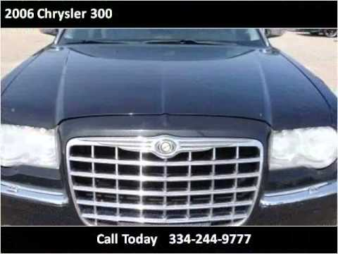 2006 Chrysler 300 Used Cars Montgomery AL - YouTube