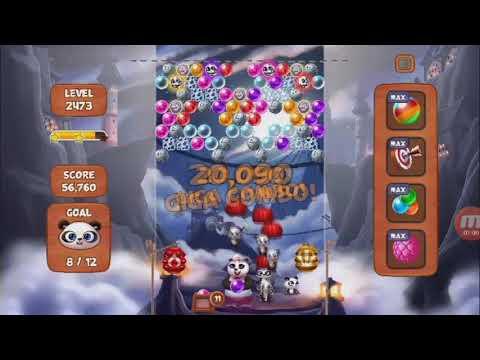 Panda Pop- Level 2473