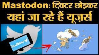 Boycott कर रहे twitter users Mastodon Social Media Platform join कर रहे हैं| Mastodon Social