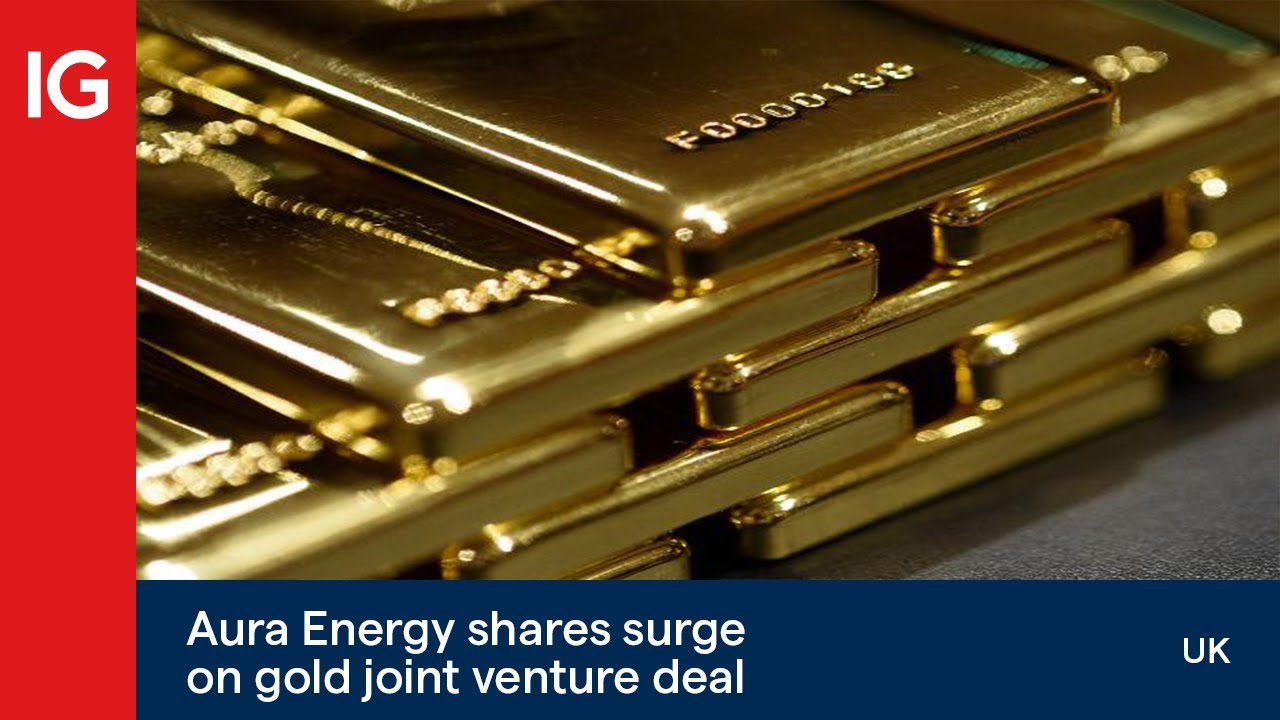 Aura Energy shares surge on gold joint venture deal