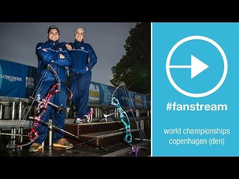#FanStream Live Session: Mixed Team Eliminations |Copenhagen 2015
