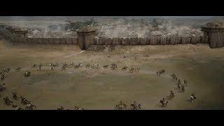 Viking (2016) - Battle Scene | Nomads Attack Kievan Rus Fortress