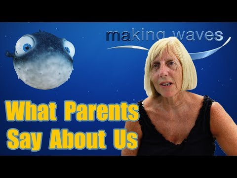 Marion Barker Parent Testimonial for Making Waves Swimming - Private Swimming Lessons Glasgow