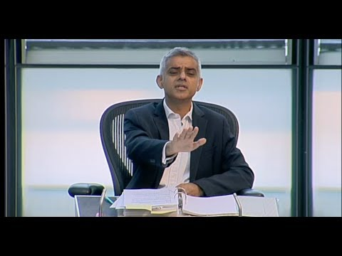 Sadiq Khan loses his temper when asked to back calls for the full proscription of Hizballah
