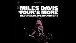 Miles Davis - There is No Greater Love / Go-Go(Theme and Announcement) from 'Four and More'