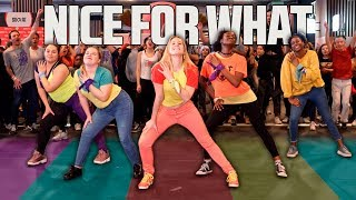 Just Dance 2019 NICE FOR WHAT Drake | Gameplay IN PUBLIC