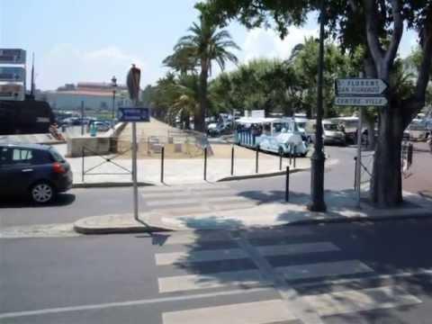 Bastia Corse Island France