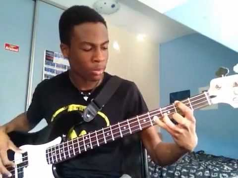 Will.I.Am - Big and Chunky [Bass Cover] Madagascar 2