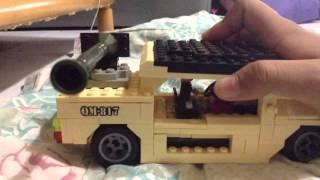รีวิวรถเลโก้ ต่อเอง (คลิปแรก)