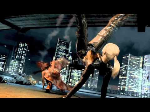 Trailer Tekken Blood Vengeance [Dublado]