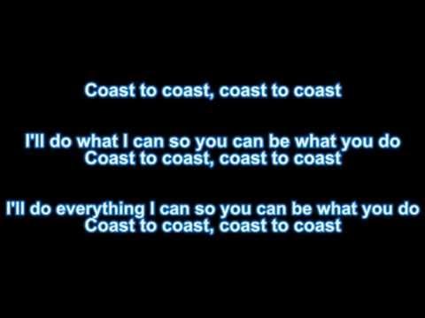 Elliott Smith - Coast to coast lyrics
