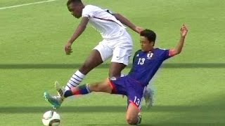 日本代表U-16 フランス撃破し優勝!インターナショナルドリームカップ International Dream Cup Japan 【JAPAN - FRANCE】