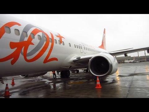 GOL Boeing 737-800 São Paulo-Buenos Aires (take off + hard landing on RWY31)