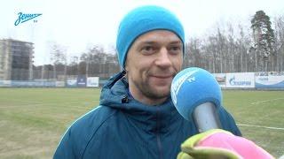 Анатолий Тимощук: «Приложу максимум усилий, чтобы команда радовала болельщиков»