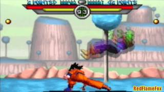 DragonBall Z Taiketsu (ITA) - Arcade mode [1/2]