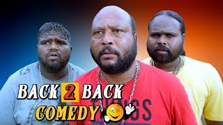 Latest Movie Back To Back Comedy Scenes - 2019 Latest Telugu Movie Comedy Scenes