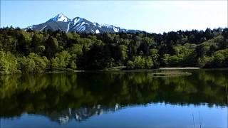 利尻礼文サロベツ国立公園 姫沼 (Lake HIMENUMA of Rishiri-Rebun-Sarobetsu National Park)