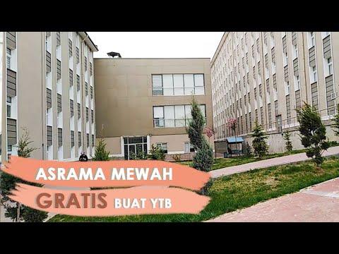 Dorm Tour - Asrama Mahasiswi di Ankara Turki | Kuliah di Turki #4