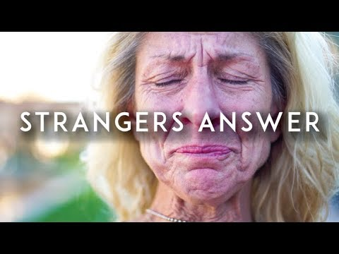 What's the most painful thing you've been told? (Strangers Answer)