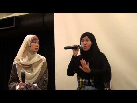 WELLS Ramadhan Forum  Reverted Muslims journey begins part 2