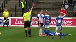 Spfl league 1: ayr united v stranraer