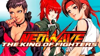 THE KING OF FIGHTERS NEO WAVE – PENSOU QUE EU ESQUECI?