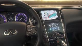 2017 INFINITI Q50 - USB/iPod® Interface