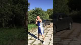 Удары сбоку. Урок бокса 6. Техника удара сбоку. Ошибки при ударах.