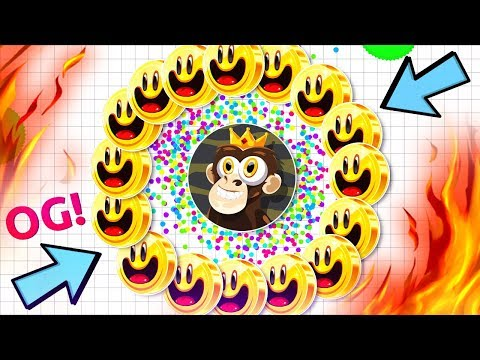 OLD AGAR.IO PLAYERS, NEW UNCUT...