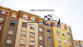 Safari Arquitectónico de Piloto Rojo
