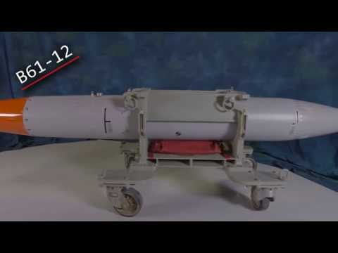 MOST DANGEROUS NUKE!! What is the B61-12 Nuclear Bomb ? Earth Penetrating Gravity US Nuclear Tests