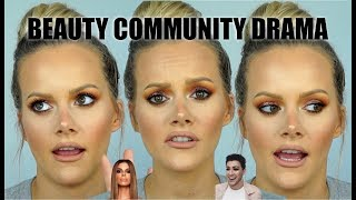 Beauty Community DRAMA!!! GRWM | Allison Wilburn MUA