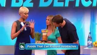 Fighting Chronic Headaches with Food!