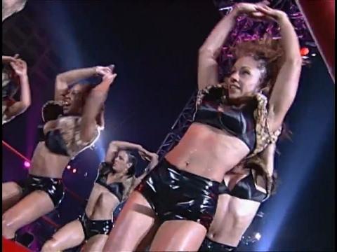 (720pHD): WCW Nitro 03/27/00 - Nitro Girls Segment
