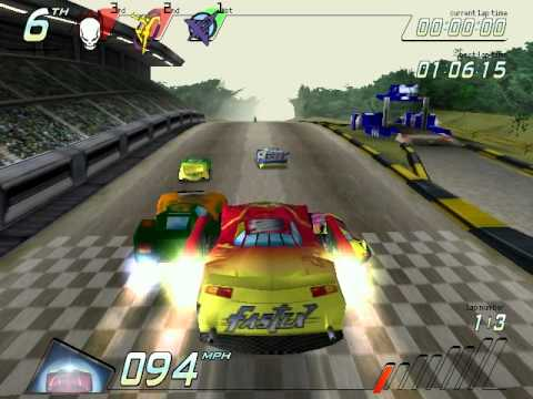 nascar racers pc game