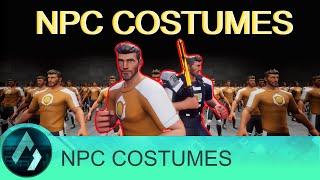 Core Games Art - Core NPC Custom Costumes Tutorial (Custom Costumes part 2 essentially)
