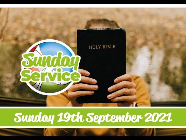Sunday 19th September 2021