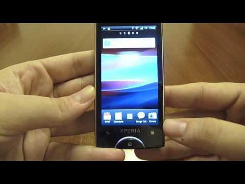 Sony Ericsson Xperia ray - ST18i