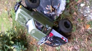 Rc4wd Bulldog Winch,remote Control