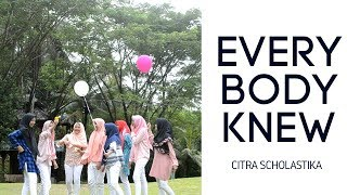 Download Citra Scholastika - Everybody Knew [No Official Music Video] Mp3