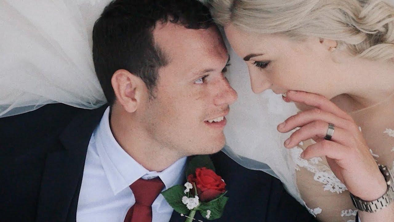 Amy + Johannes // Romantic Wedding Film at Flaxton Gardens